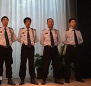 乐虎国际商务特保服务项目